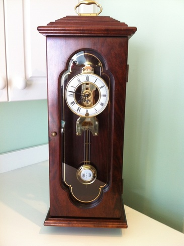 Examples Of Clocks That I Have Repaired The Clock